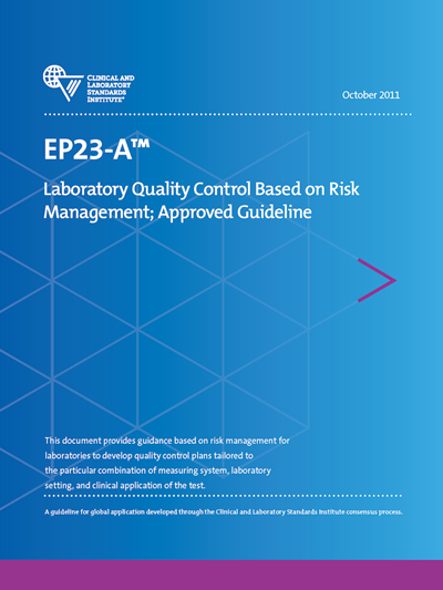 Laboratory Quality Control Based on Risk Management, 1st Edition