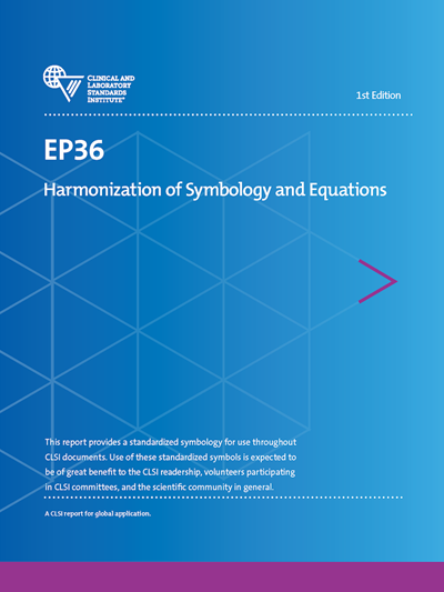 Harmonization of Symbology and Equations, 1st Edition
