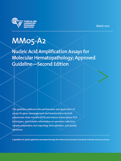 Nucleic Acid Amplification Assays for Molecular Hematopathology, 2nd Edition