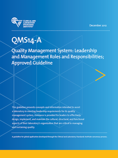 Quality Management System: Leadership and Management Roles and Responsibilities, 1st Edition