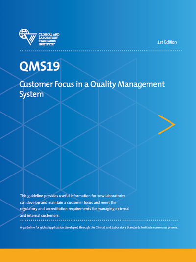 Customer Focus in a Quality Management System, 1st Edition