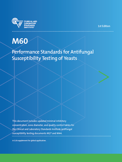 clsi guidelines for antifungal susceptibility testing